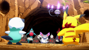 Pokemon Mystery Dungeon Unova B2W2 2012 (3)