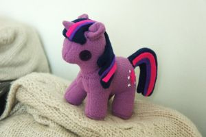 My little pony- Twilight Sparkle-for sale by Kazeki-chan