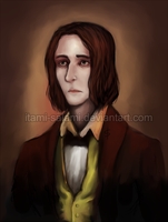Daniel of Mayfair Portrait by itami-salami