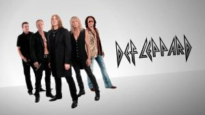 Def Leppard - wallpaper by RafaelAveiro