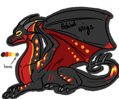 Dragon hatchling by Skullz-adopts
