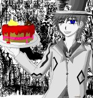 ~Have A Cake From The Mad Hatter~ by azuna10