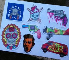 Stickers by 12KathyLees12