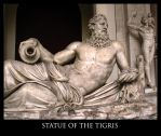 Statue of the Tigris by DesmoGirl