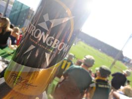 Strongbow at 7evens by xthefallenxfilmsx