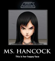 Ms. Hancock Motivational 2 by SpiritWarriors