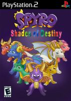 Spyro - Shades of Destiny by Pyreo