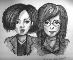 Daria and Jane by Pmore13