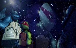 TMNT Raph and Slash Edit by NinjaTurtleFangirl