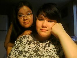 Who's beind Mia and Ayame 4 by mialove01