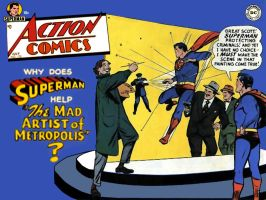 Action Comics 170 by Superman8193