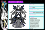 Seedrian Gods Entry- The Goddess of Nobody by FireUnleaser