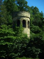Chimes Tower 23 by Dracoart-Stock