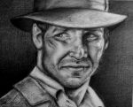 Indiana Jones by Nobody-Parks-Here