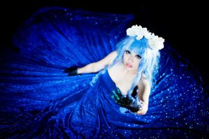 Sheryl Nome : It is a long long good-bye... by thebakasaru