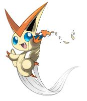 # 494 Victini by Qu-Ze