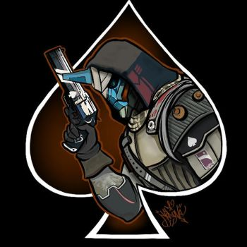 Ace of Cayde's by KobOneArt