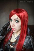 Katarina - League of Legends III by FlorBcosplay
