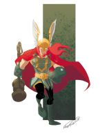 Hammer Kid's Thor made 4 fun by makampo