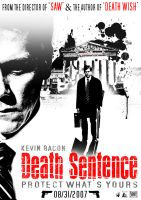 Death Sentence Poster Contest by C0G-Graph1x
