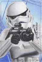Star Wars Illustrated: TESB - Stormtrooper ARC by DenaeFrazierStudios