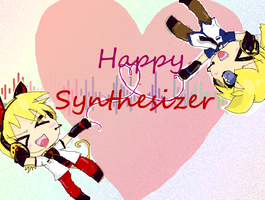 Collab - Happy Synthesizer by FullMetal-Pocky