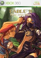 Fable II Cover Art by TsuyuTheDeviant