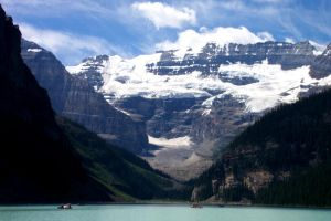 Lake Louise by BeachGirlNikita