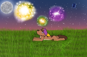 .:Happy New Year - 2013:. by qalaxybutt