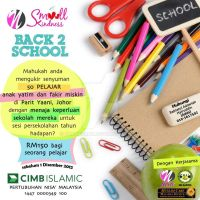 Poster Nisa' Small Kindness Back To School by syaheerah