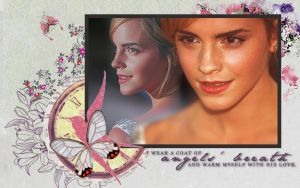 Angels' breath: Emma Watson by pilka3331