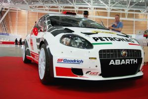 Punto Abarth 2 by MetallerLucy