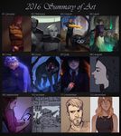 Summary 2016 by Lydiamay
