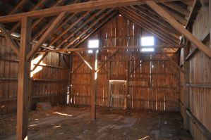 Abandoned Dairy Farm 19 by FairieGoodMother