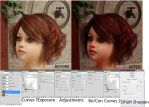 Photoshop Post work tutorial for 3D art by Palabara