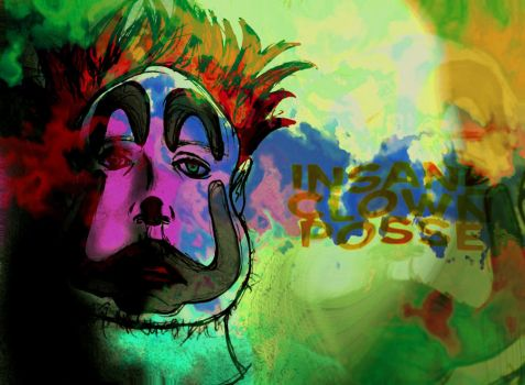 insane clown posse by shamelesslip