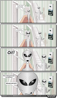 The Greys In The Hall by XavUK
