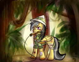 Daring Do by Lovely-red-one