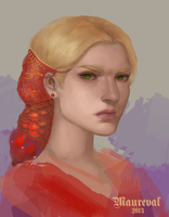 Cersei Lannister by Maureval