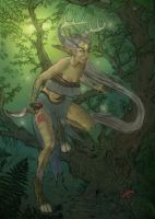 The Hunter by Kabazu