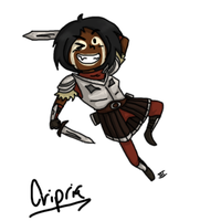 Cipria's Here, Baby by explodingcrayon93
