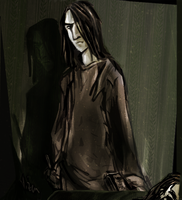 That Snape Boy 4 by Vizen