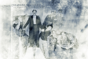 The Marx Brothers by onlyalive8