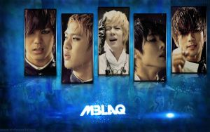 MBLAQ Cry wallpaper by vinhxomdoi