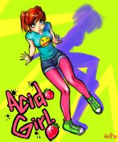 Acid Girl by Hellen86