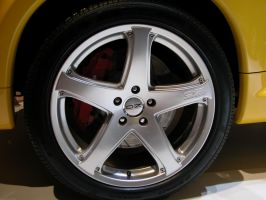 OZ Rally Rims on Volvo XC90 by crazySmiley