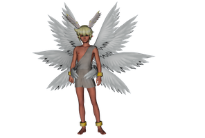 Lucemon renewd by MMDFreak