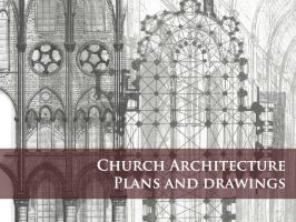 Church Plans and Drawings by remittancegirl