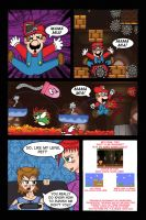 Mario Making Punishment by jimsupreme