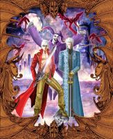 Sons of Sparda Complete by sephiroths-muse